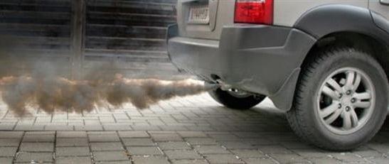 Knalpot Kendaraan Anda Mengeluarkan Asap Hitam Apa