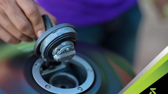 tangki bensin motor